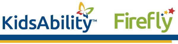 KidsAbility and Firefly logos