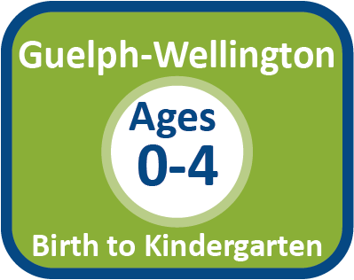 Guelph-Wellington Ages 0-4 referral form