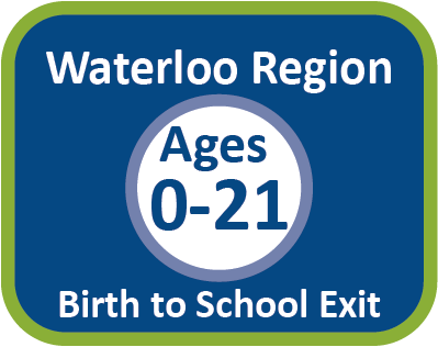 Waterloo Region Ages 0-21 referral form